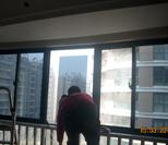 玻璃必威体育娱乐平台工程科大西苑4栋隔热膜